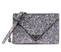 Molly Crossbody Handtasche in silber