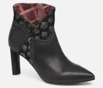 GECNIEO 03 Stiefeletten & Boots in schwarz