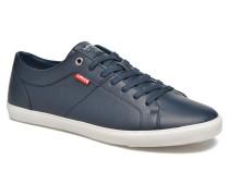 Levi's Woods Sneaker in blau