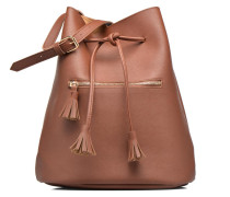 Lellis Tighten bag Handtasche in braun