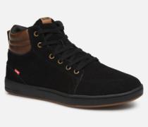 GS Boot Sneaker in schwarz