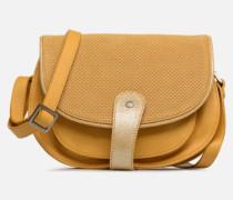 LUCE Handtasche in gelb
