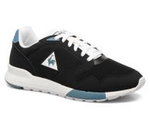 Omega X Sport Sneaker in schwarz