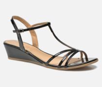 ROZIE 7536 Sandalen in schwarz