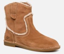 W Catica Stiefeletten & Boots in braun