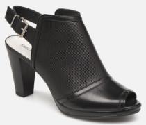L.56.BACOPI Sandalen in schwarz