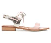 Pastel Belle #6 Sandalen in rosa