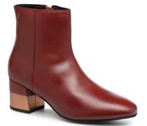 46199 Stiefeletten & Boots in rot