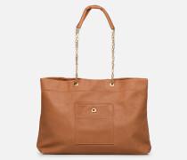 MEREDITH Handtasche in braun