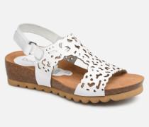 Summer 7846 Sandalen in weiß