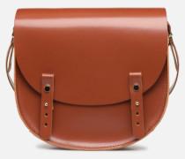 LUNE BIRABAT Handtasche in braun