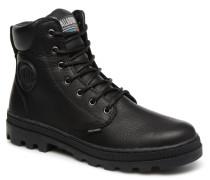 Pallabosse Sc Wp M Stiefeletten & Boots in schwarz