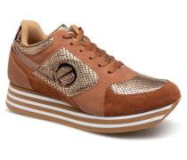 Parko Jogger Sneaker in braun