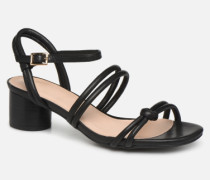 AYA KNOT SANDAL Sandalen in schwarz