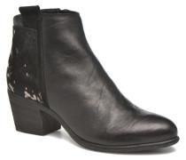 Julia Stiefeletten & Boots in schwarz