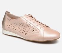 Belisa Perf Sneaker in rosa