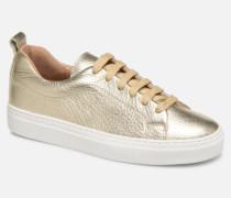 Basket Cadeo Unie Sneaker in goldinbronze