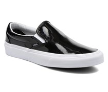 Classic SlipOn W Sneaker in schwarz