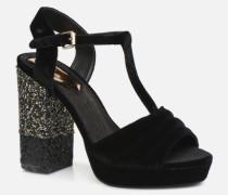 42025 Sandalen in schwarz