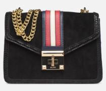 PREDE Handtasche in schwarz