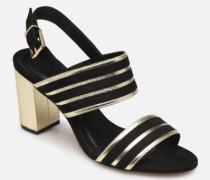 KILIT Sandalen in schwarz