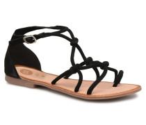 CONCESA Sandalen in schwarz