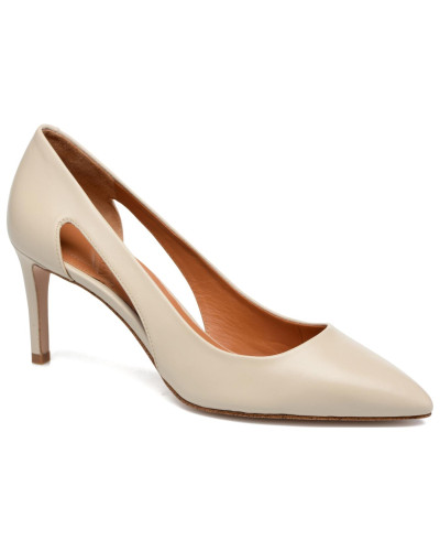 Billig Authentische What For Damen Cosmos Pumps in beige Rabatt Klassisch Nett Verkauf Websites IcKVhzM