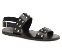 SHADOW Sandalen in schwarz