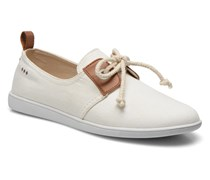 Stone One Twill W Sneaker in weiß