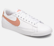 buy popular e05b3 223b0 W Blazer Low Le Sneaker in weiß. Nike