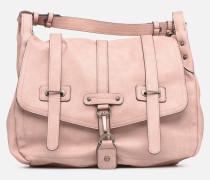 Bernadette Satchel Bag Handtasche in rosa