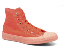 Chuck Taylor All Star II Hi Pastel Midsoles W Sneaker in orange