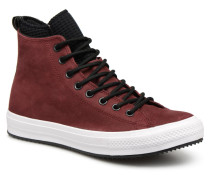 Chuck Taylor Wp Boot Hi Sneaker in weinrot