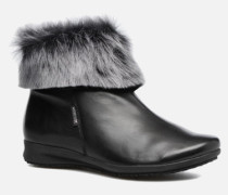 Fiducia Winter Stiefeletten & Boots in schwarz