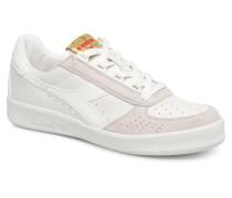 B.Elite xmas Sneaker in weiß