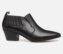 Soft Folk Boots #2 Stiefeletten & in schwarz