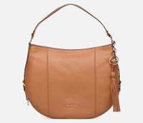 BROOKE HOBO Handtasche in braun