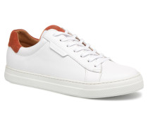 Spark Clay NappainSuede Sneaker in weiß