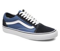 Old Skool Sneaker in blau