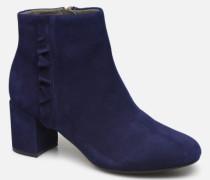 TM Oaklee Ruffle B C Stiefeletten & Boots in blau