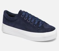 CARMA CORDEROY SNEAKER Sneaker in blau