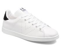 Deportivo Piel Sneaker in weiß