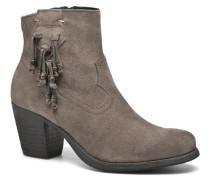 Bijou Stiefeletten & Boots in grau