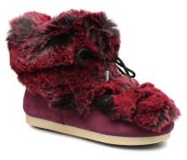 Fside Mid Prem.Soft Stiefeletten & Boots in weinrot