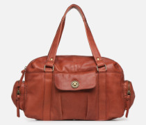Totally Royal leather Small bag Handtasche in rot