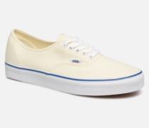 Authentic Sneaker in weiß