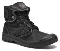 Us Baggy H Sneaker in schwarz