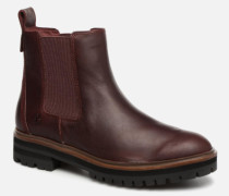 London Square Chelsea Stiefeletten & Boots in weinrot