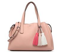 Trudy Girlfriend Satchel Handtasche in rosa