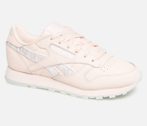 Classic Leather W Sneaker in rosa